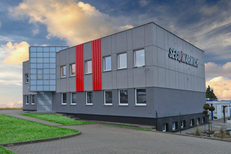 SECO/WARIWCK headquarter