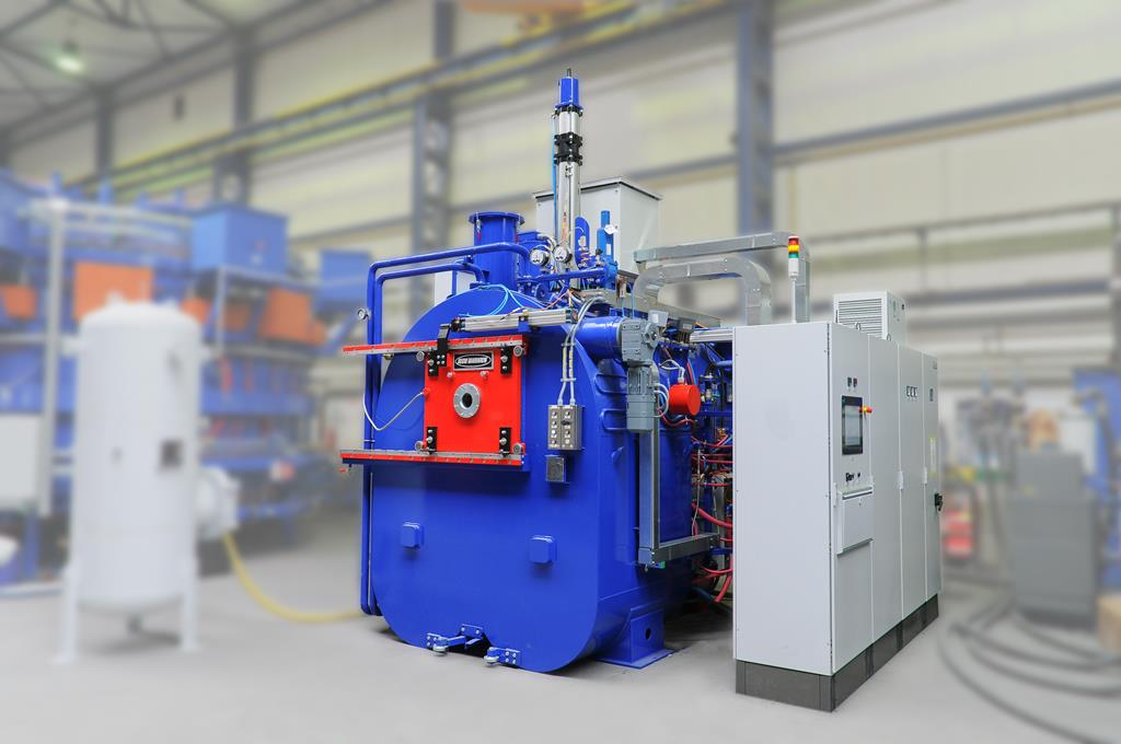 A new order for CaseMaster Evolution® furnace for an aircraft industry
