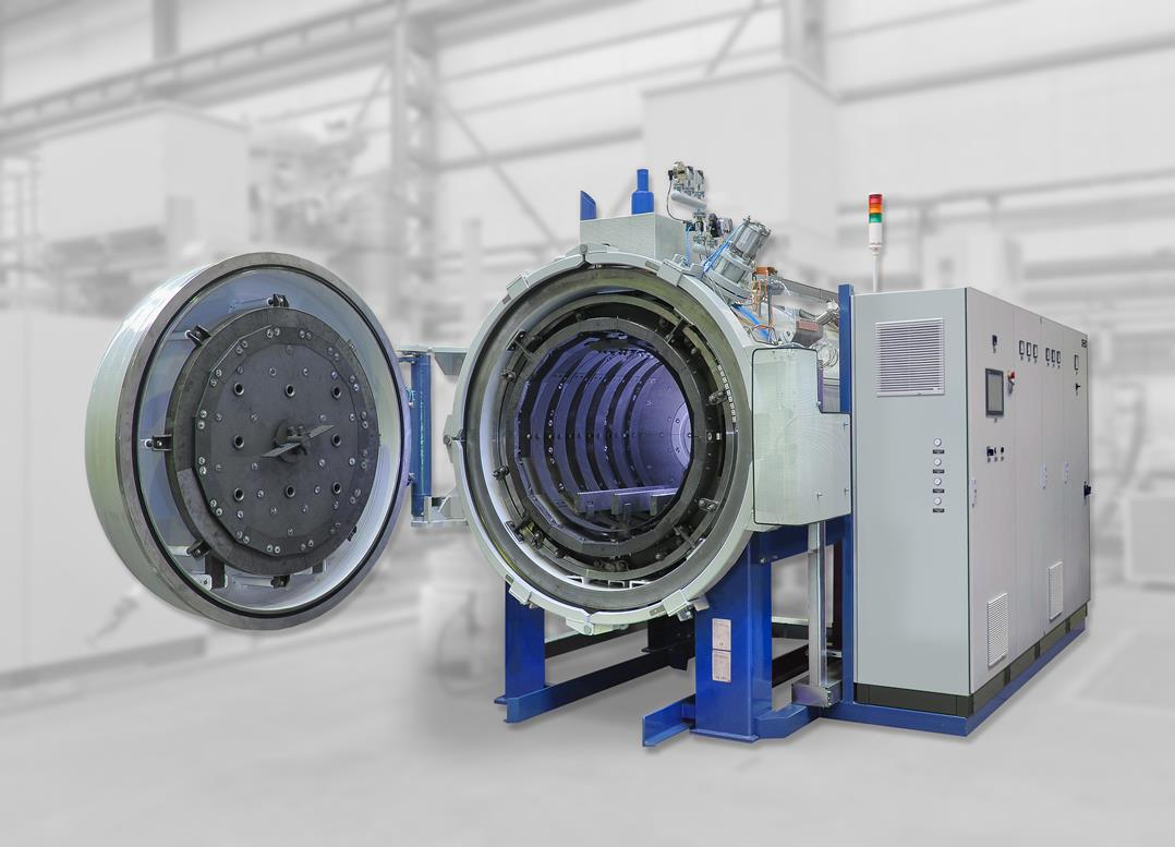 Next Gen Carburizing Supercharge Your Productivity- Vector