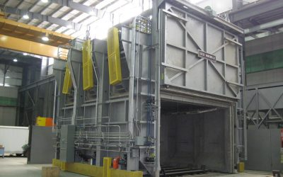 AISIN Light Metals increases plant capacity with the addition of a Traveling Log Homogenizer