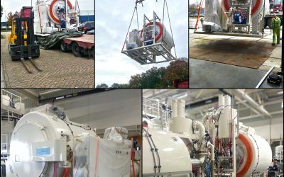 Heat & Surface Treatment B.V. Eindhoven z Holandii z rozwiązaniami SECO/WARWICK