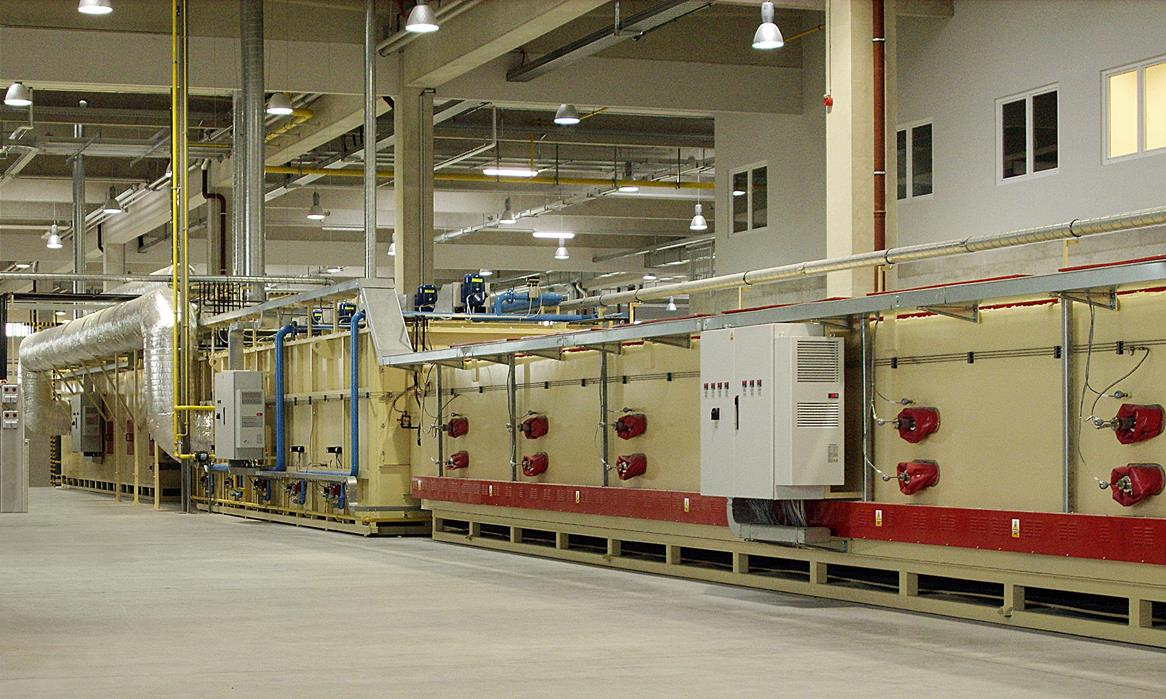 Air Temp De Mexico, S.A. DE C.V. in Merida, Mexico Purchases #4 CAB Furnace System from SECOWARWICK