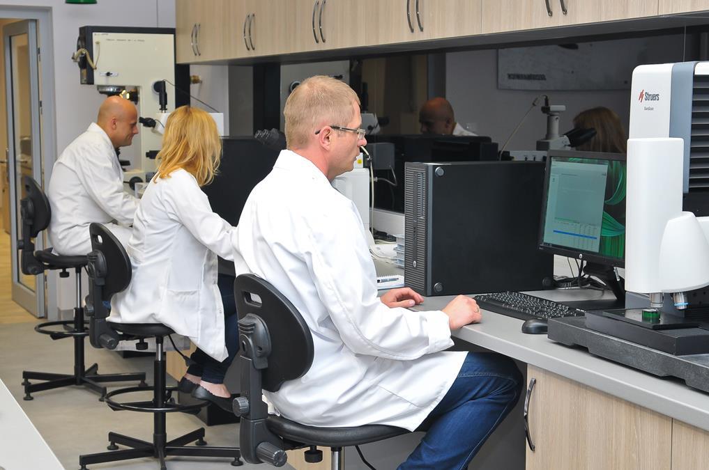 Seco/Warwick uruchomił nowoczesne laboratorium metalograficzne