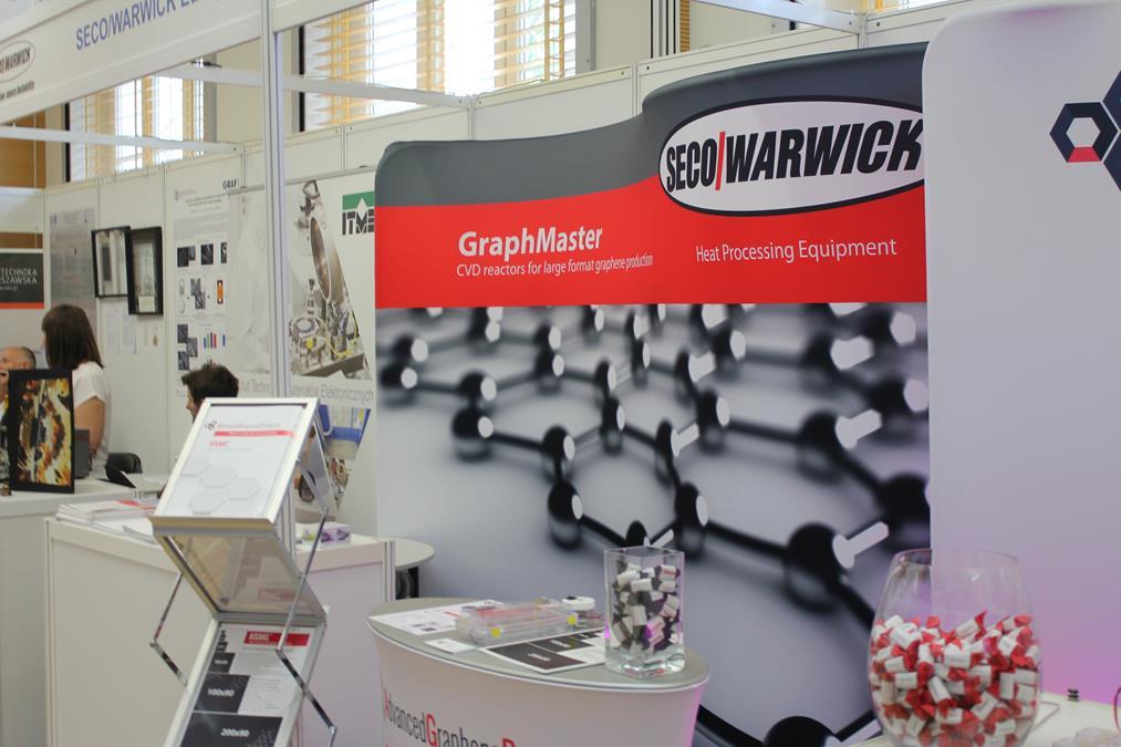 Neue Anwendungen für Graphen: Neue Möglichkeiten mit Technologien von SECO/WARWICK