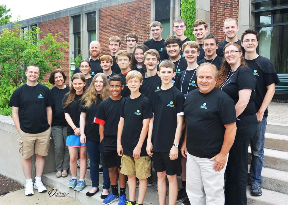 SECO/WARWICK Corp. Employees Play a Key Role at ASM Materials Camp @ Allegheny College in Meadville, PA USA