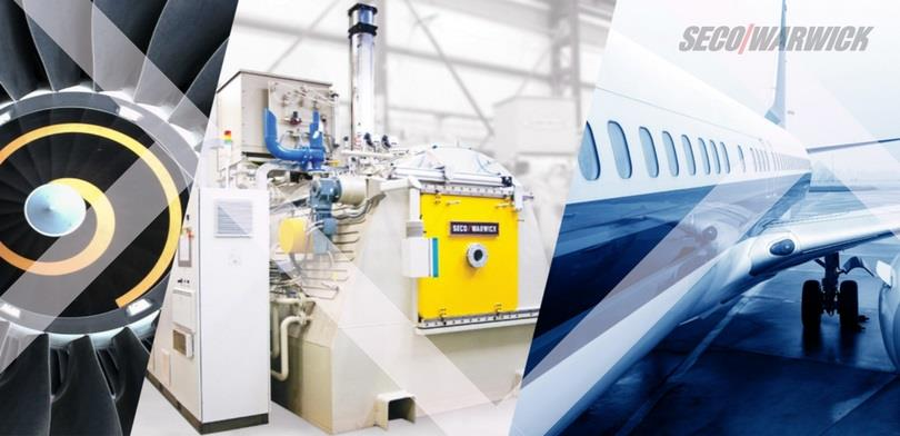 SECOWARWICK to present advanced heat processing technologies for the most demanding aerospace supply industry at the AIRTEC show in Munich, Germany