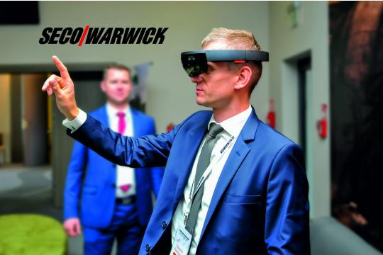 SECO/WARWICK to deploy first commercial use of HoloLens Augmented Reality Technology