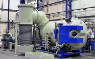 Aluminum coating system made in SECO/WARWICK