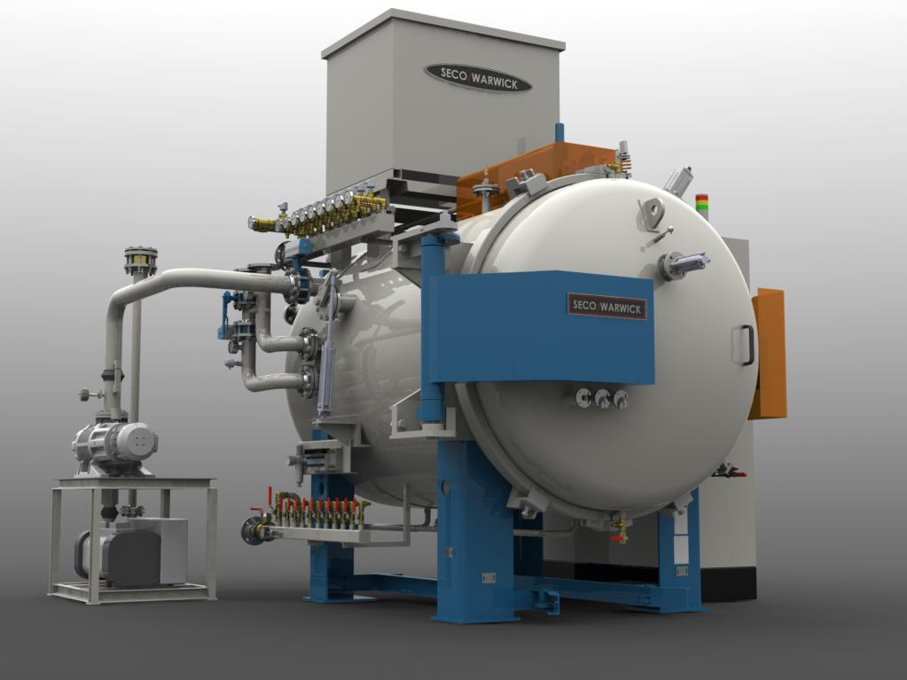 SECO/WARWICK receives order for vacuum hardening furnace
