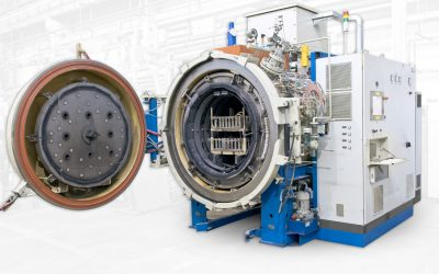 Service Heat Treating Selects Vector™ 2 bar Vacuum Furnace
