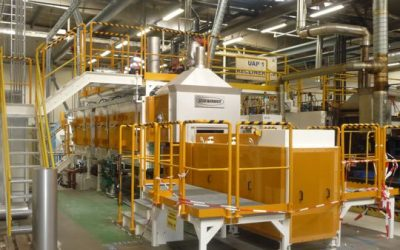 Leading Manufacturer Expands Capacity with Mesh Belt Furnace Upgrade
