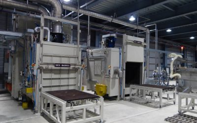 Aurora, Germany with Universal Batch CAB furnace from SECO/WARWICK