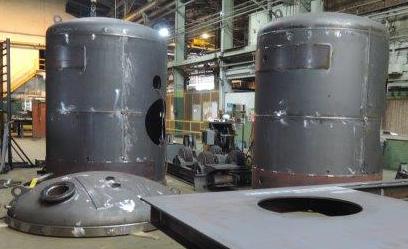 SECO/WARWICK Corp. Meadville, PA Earns ASME Code Pressure Vessel Certification