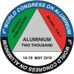 Aluminium Two Thousand Congress — 8th edition