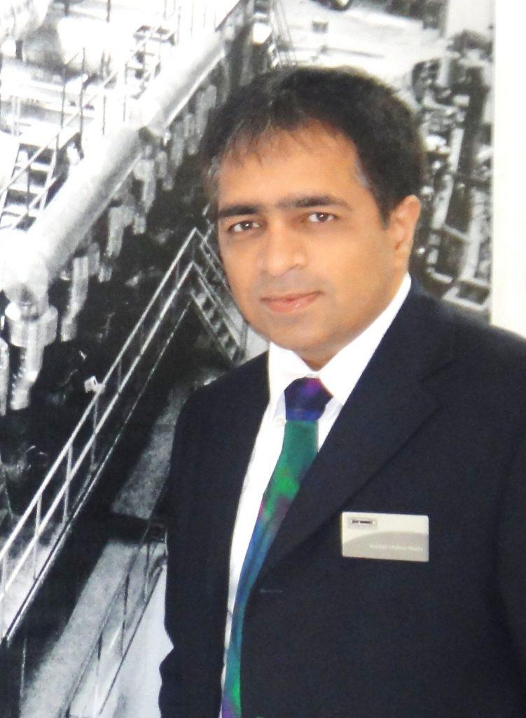Kailash V. Nasta