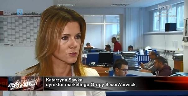 Polish Public Television (TVP) about SECO/WARWICK