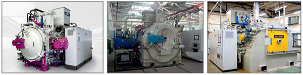vacuum carburizing