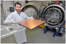 High quality CVD graphene in formats up to 500 x 500 mm