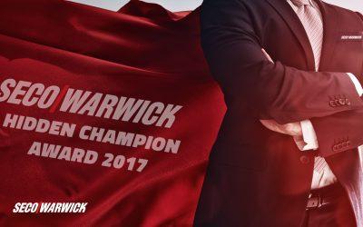 SECO/WARWICK among Hidden Champions