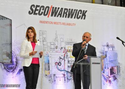 20th Training Seminar SECO/WARWICK Open day