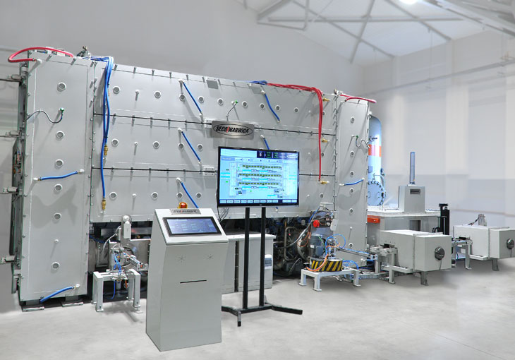 The innovative UniCase Master® system that challenges the traditional heat treatment technologies awarded