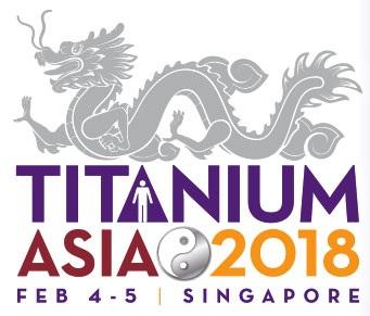 TITANIUM ASIA 2018