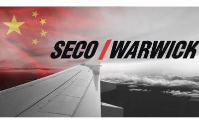 SECO/WARWICK is a Leading Supplier to the Power and Aerospace Industries in China