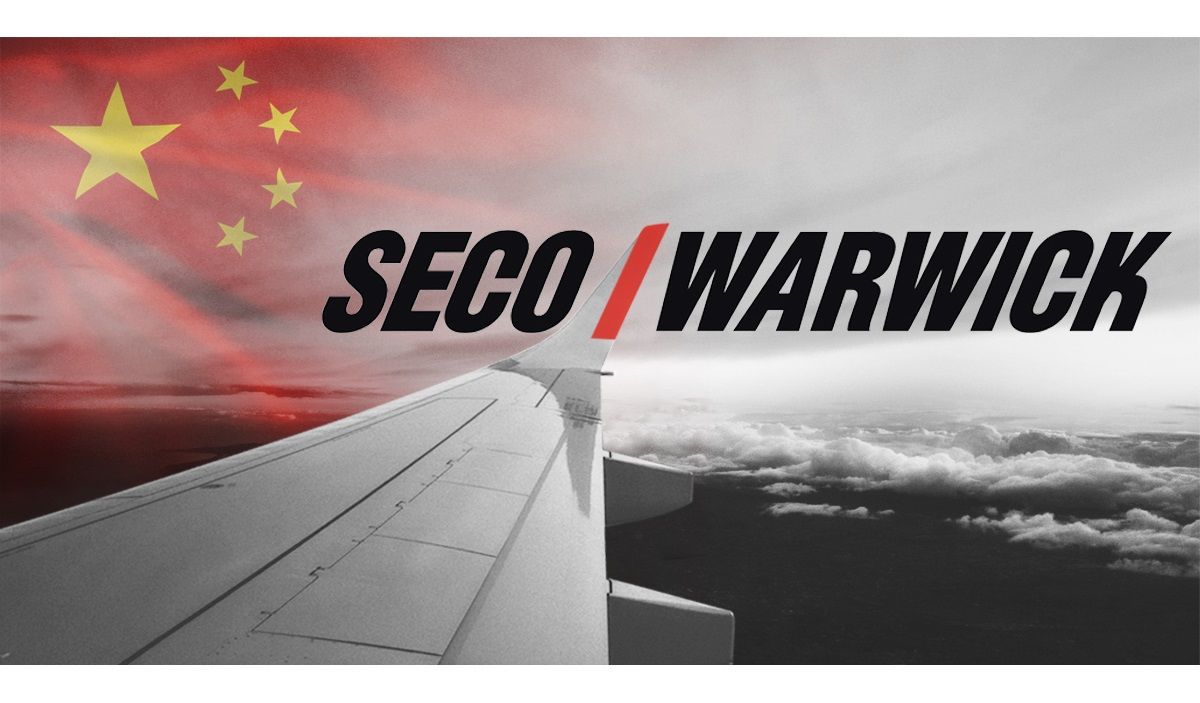 SECO/WARWICK is the supplier of a precision Vacuum equipment for the company in China
