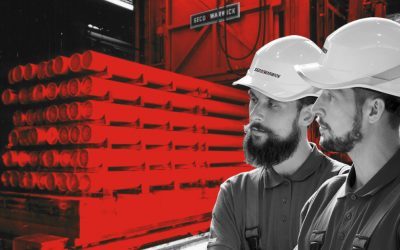 Major Aluminum Supplier Orders Log Homogenizing Furnace Rebuild from SECO/WARWICK