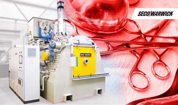 Aby zapewnić najwyższą jakość produktów i spełnić surowe normy, producenci narzędzi medycznych wybierają technologie SECO/WARWICK.