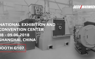 SECO/WARWICK will showcase state-of-the-art nitriding and case hardening lines for fast, economical, uniform heat treatment process in 2018 HTS Expo – you are invited!