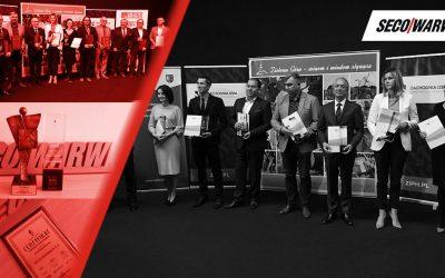 Lubuski Lider Biznesu kolejną nagrodą SECO/WARWICK