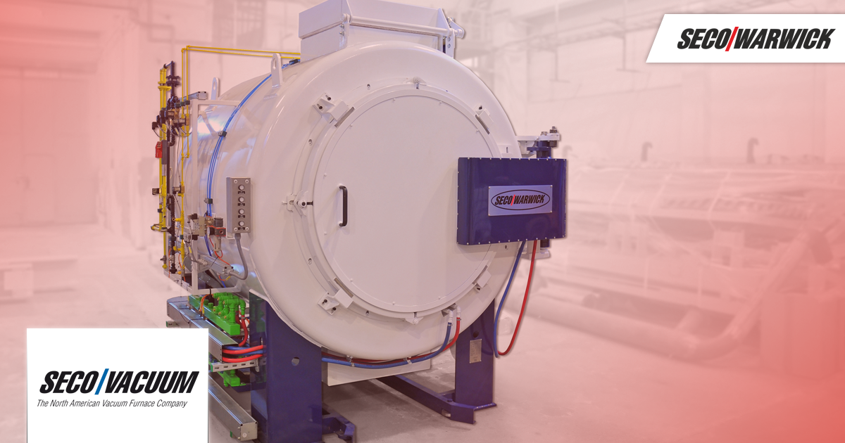 ZeroFlow® Precision Gas Nitriding Furnace Gives Transportation Industry Manufacturer A Competitive Edge