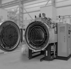 Vector an advanced vacuum furnace with high pressure gas quenching