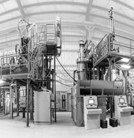 Piece przemysłowe Metalurgia Próżniowa