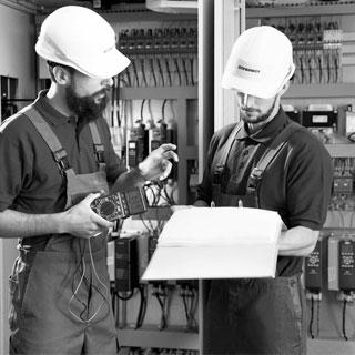 Serwis pieców przemysłowych