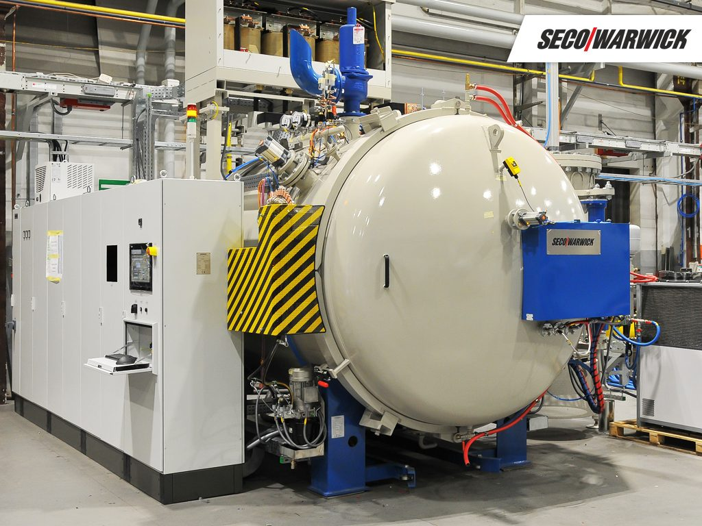 Seco/Warwick Vacuum Single-chamber Furnace
