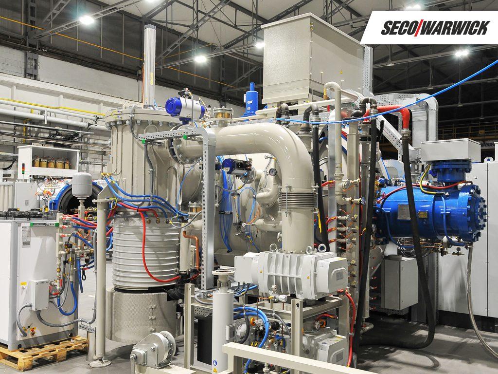 one-chamber vacuum furnace pump