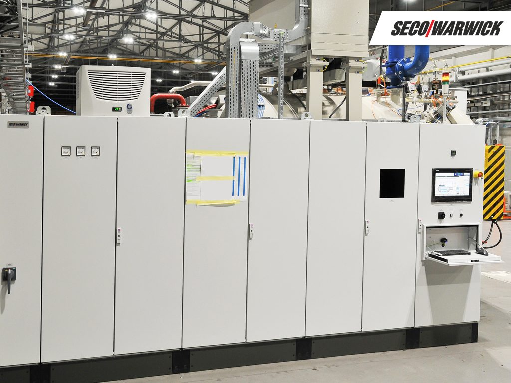 Vector Vacuum Furnace made by Seco/Warwick