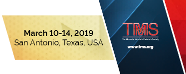 TMS 2019 ANNUAL MEETING & EXHIBITION