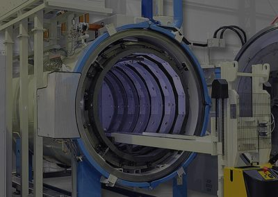 vacuum furnace secowarwick Vector