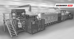 Rotary retort furnace - the 2018 atmosphere heat treatment star