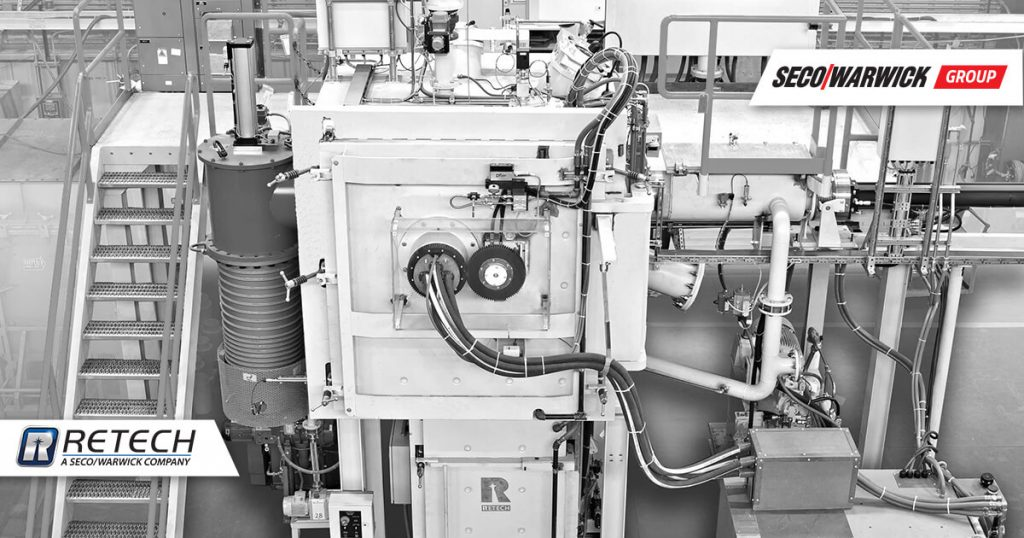 Vacuum Induction Melting Systems from Seco/Warwick Group