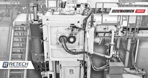 Der vakuum-metallurgische Bestseller von Retech im Jahr 2018