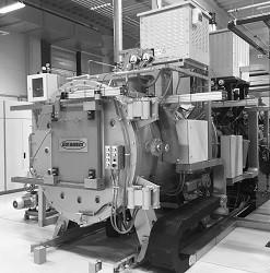 CaseMaster Evolution – Dreikammer-Vakuumofen