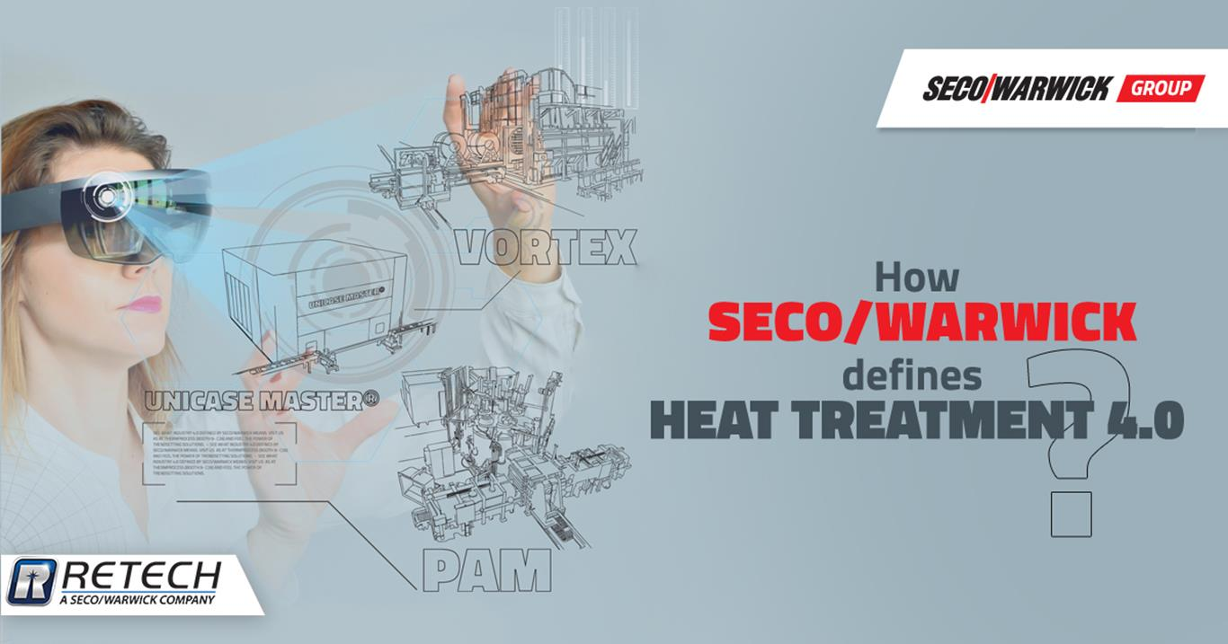 Как SECO/WARWICK формирует облик Термообработки 4.0