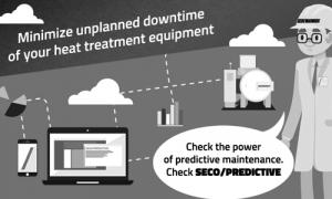 Seco Predictice defines Heat treatment 4.0