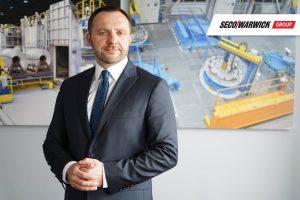 Sławomir Woźniak. Seco/Warwick CEO