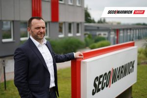 Sławomir Woźniak Seco/Warwick CEO