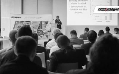 """XXII Seminarium SECO/WARWICK """"Obróbka Cieplna 4.0"""" w klimacie Przemysłu 4.0"""